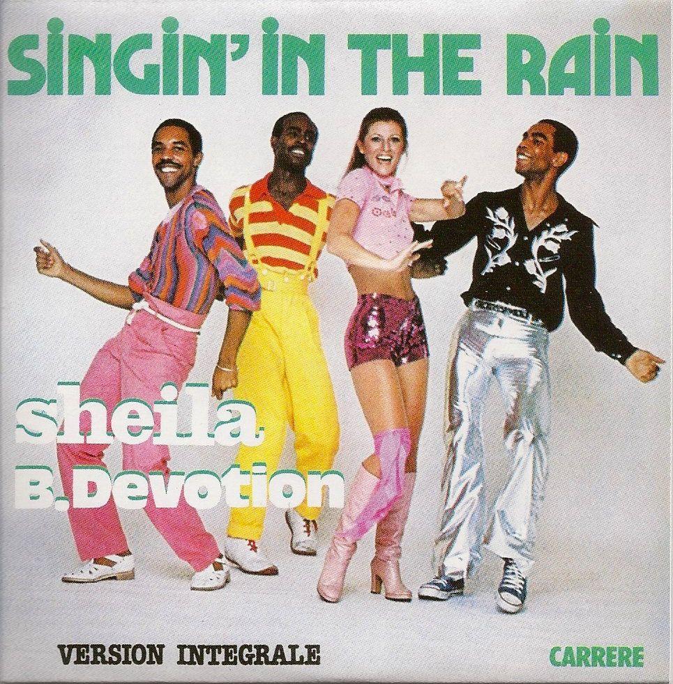 "Sheila B. Devotion ""Singing' in the rain Part 1 & 2"""
