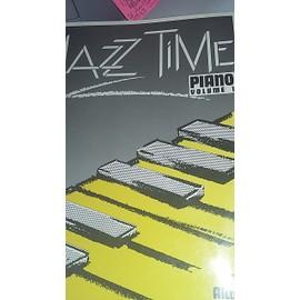 Jazz Time Piano volume 1