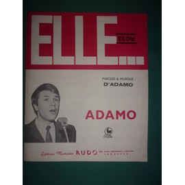 "Adamo ""elle"""