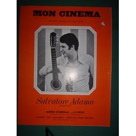 "Adamo ""Mon cinéma"""