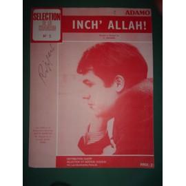 "Adamo ""Inch Allah"""