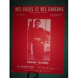 """Frank Alamo """"Des filles et des garçons"""""""