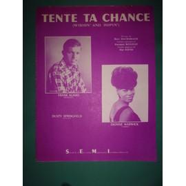 """Frank Alamo """"Tente ta chance"""""""