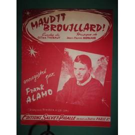 "Frank Alamo ""Maudit Brouillard"""