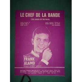 "Frank Alamo ""Le chef de la bande"""