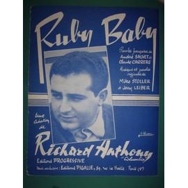 """Richard Anthony """"Ruby Baby"""""""