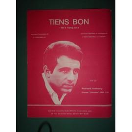 "Richard Anthony ""Tiens Bon"""