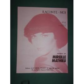 """Mireille Mathieu """"Raconte moi"""""""