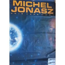 MICHEL JONASZ AFFICHE UNIS VERS L'UNI