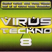 Virus Teckno 8 - Collectif
