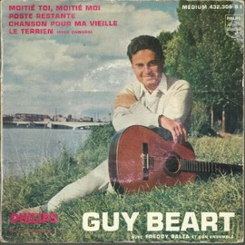moité toi, moitié moi (G. beart) - poste restante (G. beart)  /  chanson pour ma vieille (G. beart) - le terrien (G. beart)