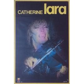 CATHERINE LARA AFFICHE