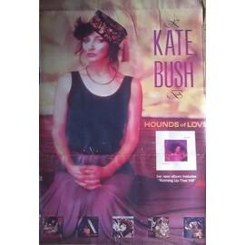 KATE BUSH - AFFICHE 150 X 100