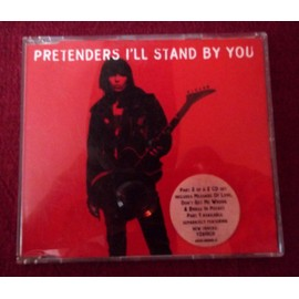 """I'LL STAND BY YOU (part. 2 """"RED"""") : MAXI CD 4T"""