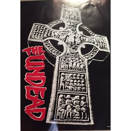 The Undead - Cross - AFFICHE / POSTER envoi en tube - 60X85 cm