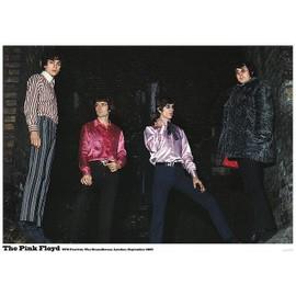 Pink Floyd - UFO Festival - London 1967 - AFFICHE / POSTER envoi en tube - 59x84 cm