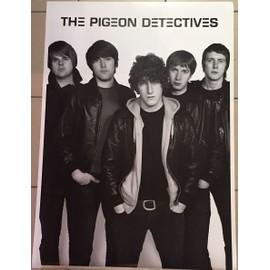 The Pigeon Detectives - Group - AFFICHE / POSTER envoi en tube - 60X85 cm