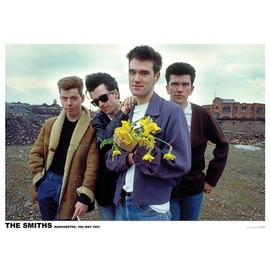 The Smiths - Manchester 1983 - AFFICHE / POSTER envoi en tube - 59x84 cm