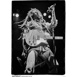 Bob Marley - 29403 - AFFICHE / POSTER envoi en tube - 59x84 cm