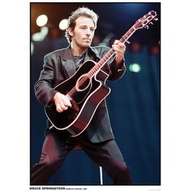 Bruce Springsteen - Wembley Stadium 1988 - AFFICHE / POSTER envoi en tube - 59x84 cm