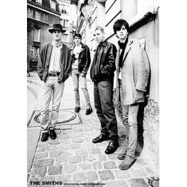 The Smiths - Paris - 1984 - AFFICHE / POSTER envoi en tube - 59x84 cm