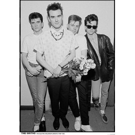 The Smiths - London - Mai 1983 - AFFICHE / POSTER envoi en tube - 59x84 cm