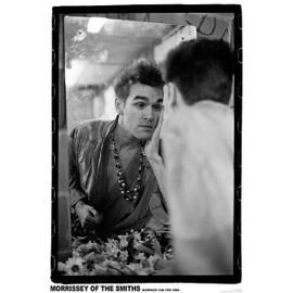 Morrissey - The Smiths - Norwich - Février 1984 - AFFICHE / POSTER envoi en tube - 59x84 cm