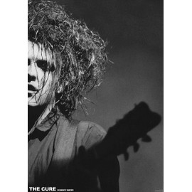 The CURE - Robert SMITH - AFFICHE / POSTER envoi en tube - 59x84 cm
