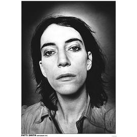 Patti Smith - Amsterdam 1976 - AFFICHE / POSTER envoi en tube - 59x84 cm