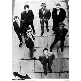 The Specials - Coventry March 1979 - AFFICHE / POSTER envoi en tube - 59x84 cm