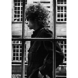 Bob DYLAN - 1968 - AFFICHE / POSTER envoi en tube - 59x84 cm