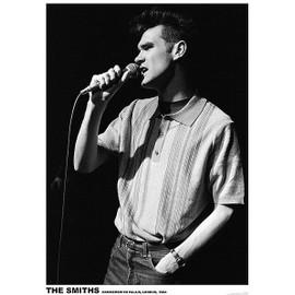 The Smiths - Hammersmith Palais - Londres 1984 - AFFICHE / POSTER envoi en tube - 59x84 cm