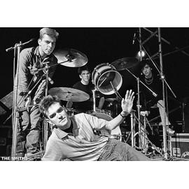 The Smiths - Electric Ballroom - London 1984 - AFFICHE / POSTER envoi en tube - 59x84 cm