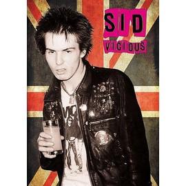 Sid VICIOUS - Sex Pistols - AFFICHE / POSTER envoi en tube - 59x84 cm