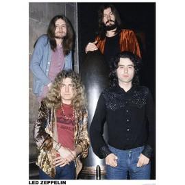 Led Zeppelin - - AFFICHE / POSTER envoi en tube - 59x84 cm
