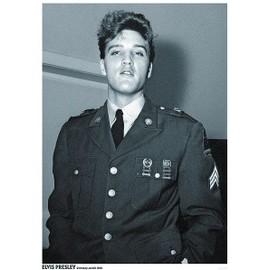 Elvis PRESLEY - Germany - 1960 - AFFICHE / POSTER envoi en tube - 59x84 cm