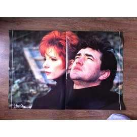 poster Mylene Farmer Double face