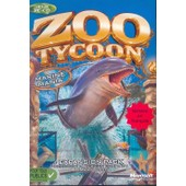 Zoo Tycoon Marine Mania - Ensemble Complet - Pc - Cd - Win - Fran�ais