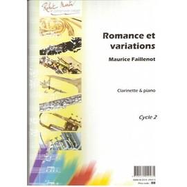 romance et variation