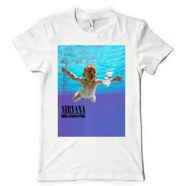 T-Shirt Fan de... Nirvana Nevermind