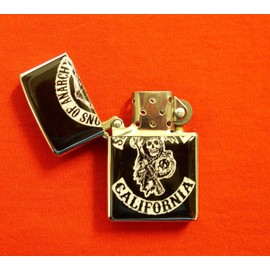 sons of anarchy briquet essence