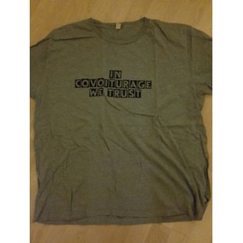 T-shirt In covoiturage we trust