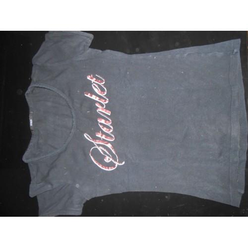T shirt <strong>guess</strong> elasthanne s noir