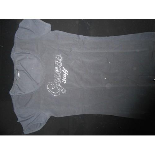 T shirt <strong>guess</strong> s noir