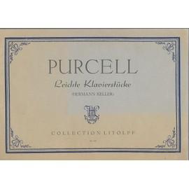 henry purcell - leichte klavierstücke