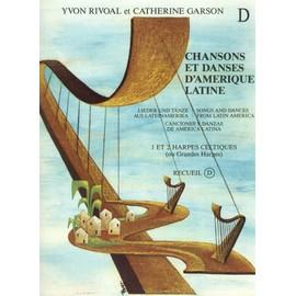 Chanson et Danses d'Amérique Latine