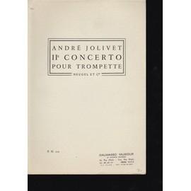 Concerto pour trompette n° 2 – Conducteur