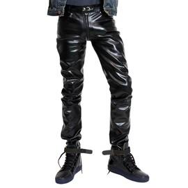 Occasion, Bockle® G Zip Faux pantalon similicuir d'occasion  Livré partout en France