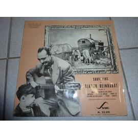 """Django Reinhardt """"Souvenirs"""""""
