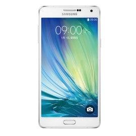 Samsung Galaxy A7 A7000 T eacute;l eacute;phone portable debloqu eacute; Eacute;cran de 5,5 pouces Dual SIM 16G ROM 2G RAM Blanc